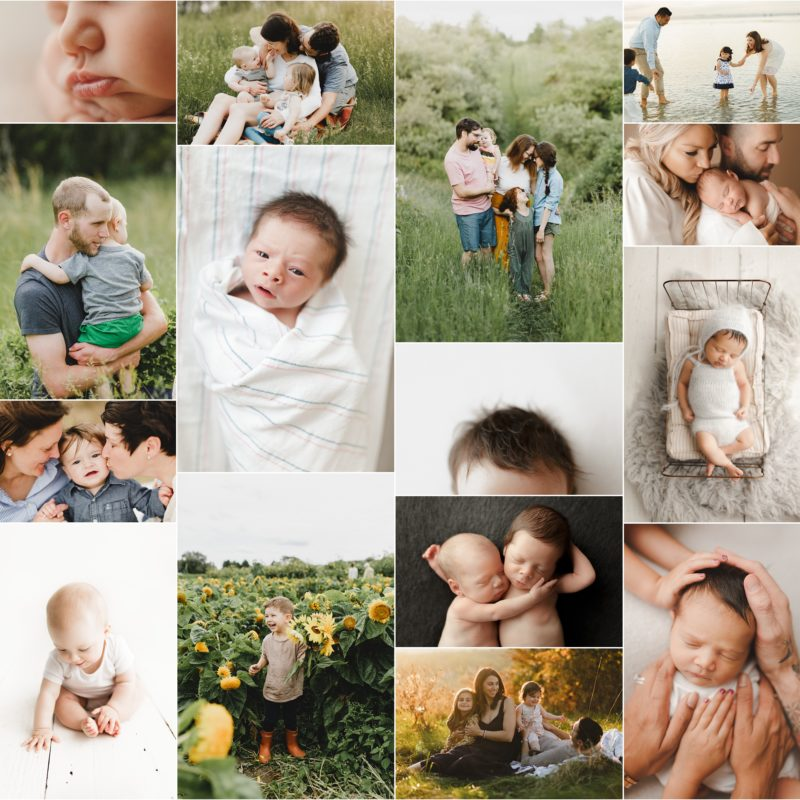 massachusetts family and newborn photographer