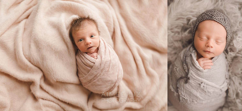 diy newborn photography coronavirus